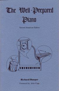 The Well-Prepared Piano book
